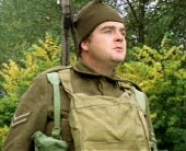 Geoffrey Hughes as the Bridge Corporal in 'Dad's Army' (1972)