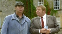 David Lonsdale & Geoffrey Hughes in 'Heartbeat'