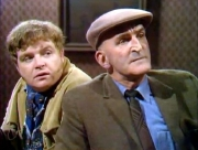 Geoffrey Hughes & Jerrold Wells in 'Curry and Chips' (1969)