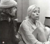 Geoffrey Hughes & Julie Goodyear in 'Coronation Street'