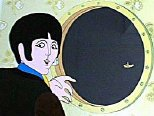 Geoffrey Hughes voiced Paul McCartney in the cartoon film 'Yellow Submarine' (1968(