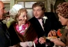 Geoffrey Hughes as Mike's Brother in 'Till Death Us Do Part' (1969)