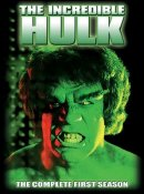 The complete first season of the Incredible Hulk (1978)
