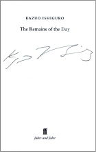 'Remains of the Day' signed by Kazuo Ishiguro