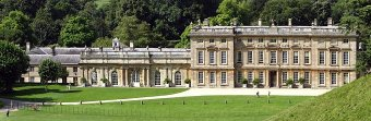 Dyrham Park, film location for Darlington Hall in 'Remains of the Day'