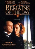 DVD 'Remains of the Day'