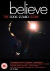 'Believe - The Eddie Izzard Story' dvd