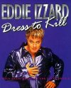 Eddie Izzard & David Quantick book 'Dress to Kill'
