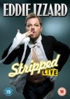 Eddie Izzard 'Stripped' dvd