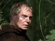 Derek Jacobi as Brother Cadfael in 'Cadfael'