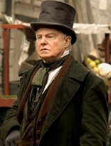 Derek Jacobi as The Grandfather in Charles Dickens' 'The Old Curiosity Shop'
