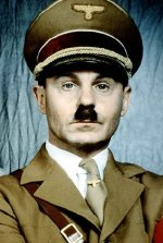 Derek Jacobi as Adolf Hitler in 'Inside the Third Reich'