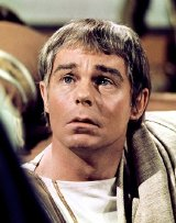 Derek Jacobi as Claudius in 'I, Claudius'