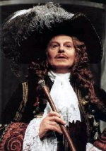 Derek Jacobi in Congreve's 'Love for Love'  at the Chichester Festival in 1996