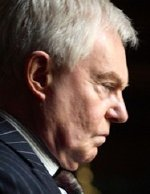 Derek Jacobi as Rudolf Agnew in 'Endgame'
