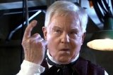 Derek Jacobi as Professor Yana/The Master in 'Doctor Who'