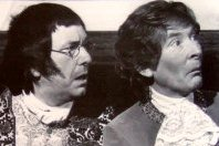 Jack Douglas & Kenneth Williams in Carry On Dick
