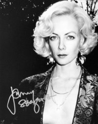 Jenny Seagrove signed photograph