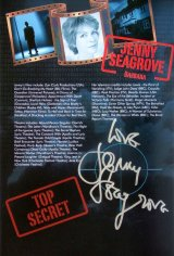 Jenny Seagrove signed programme for 'Pack of Lies'