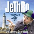 Jethro audio book - 'Too Late to Grow Up'