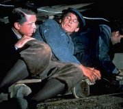 Tunnelling scene from 'The Great Escape'