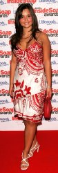 Jenna-Louise Coleman at the 'Inside Soap ' Awards in London, 2005
