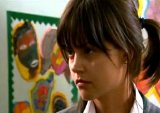 Jenna-Louise Coleman in 'Waterloo Road'