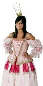 Jenna-Louise Coleman as Princess Apricot in 'Jack and the Beanstalk'