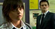 Jenna-Louise Coleman & Tom Chambers in 'Waterloo Road'
