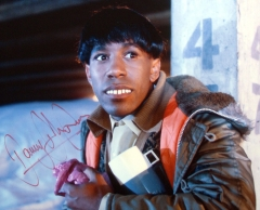 Danny John-Jules signed photograph of Duane Dibbley