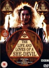 'The Life and Loves of a She-Devil' dvd