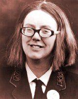 Anna Karen as Olive Rudge in 'On The Buses'