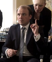 Rory Kinnear as Michael Callow in 'Black Mirror: The National Anthem' (2011)