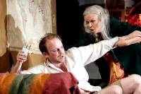Rory Kinnear & Julie Walters in 'The Last of the Haussmans' (2012)