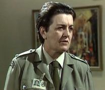 Maggie Kirkpatrick as Joan Ferguson in 'Prisoner'