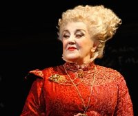 Maggie Kirkpatrick as Madame Morrible in 'Wicked' (2011)