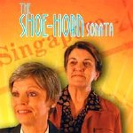 Programme cover for 'The Shoe-Horn Sonata'