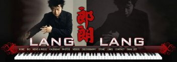Link to Lang Lang's Official Website