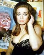 Valerie Leon publicity shot for Blood From The Mummy's Tomb