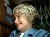Mark Lester as Ziggy in 'Eyewitness'