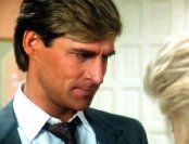 Simon MacCorkindale as Greg Reardon in 'Falcon Crest'