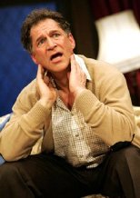Simon MacCorkindale as Andrew Wyke in Andrew Shaffer's stage play 'Sleuth'