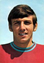 Martin Peters at West Ham United