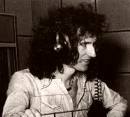 Brian May in a recording studio in 1967