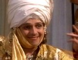 Rik Mayall as The Sultan in 'Carry On Columbus'