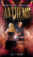 'Anthems' tour programme