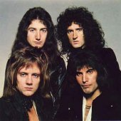 Queen in the early 1970s