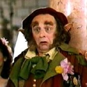 Sylvester McCoy as Flynn in 'Spellbreaker: Secret of the Leprechauns'