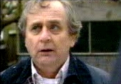 Sylvester McCoy as Ian Drew in 'The Bill' (2002)