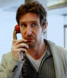 Paul McGann as Reg Nuttall in 'Butley'